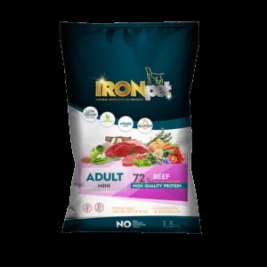 Ironpet_adult_mini_beef_1,5kg