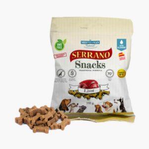 Smakołyki dla psa Serrano