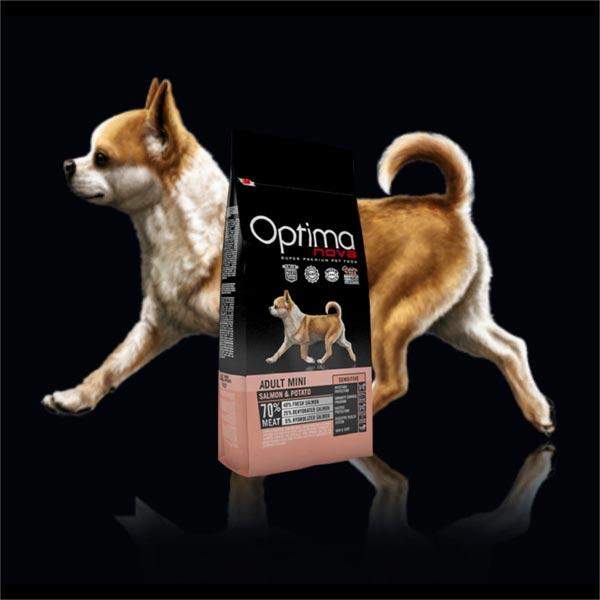 karma hipoalergiczna dla psa OPTIMAnova