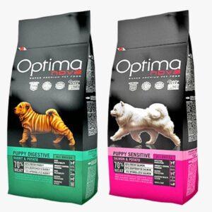 Optimanova Puppy Sensitive 2 kg+ Digestive 2 kg