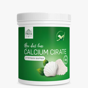 RawDietLine Calcium Citrate 250g wapń